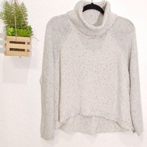 "Anthropologie  John + Jenn ""Ketby"" sweater size L"